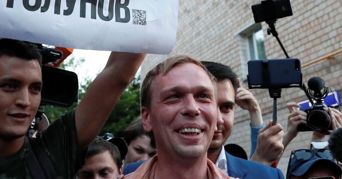 Фото Бывшим полицейским утвердили обвинение по «делу Голунова»