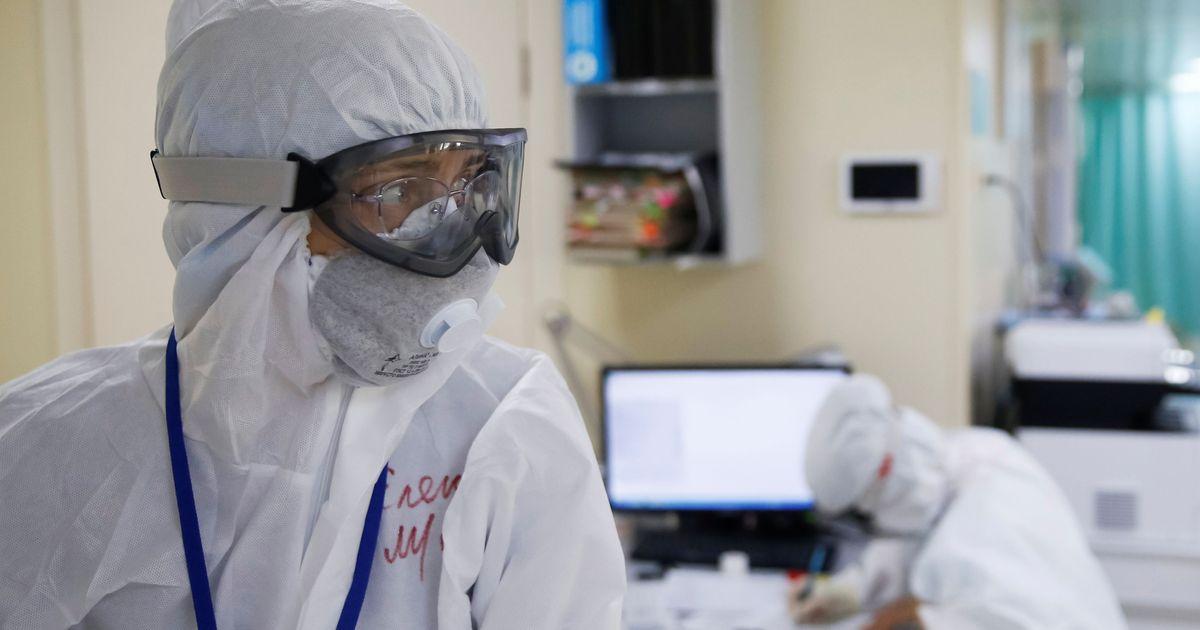 Фото России предсказали 20 тысяч заболевших в сутки на пике пандемии