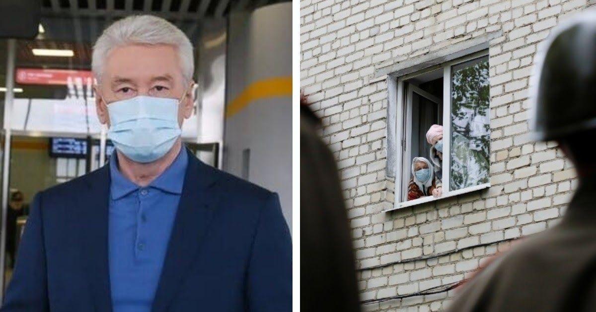 Фото В мэрии Москвы и администрации президента обсуждают новый локдаун -