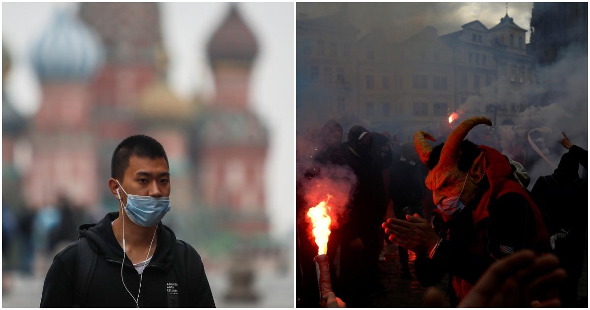 Фото Эпидемия на авось. Почему России повезло с антиковидными мерами