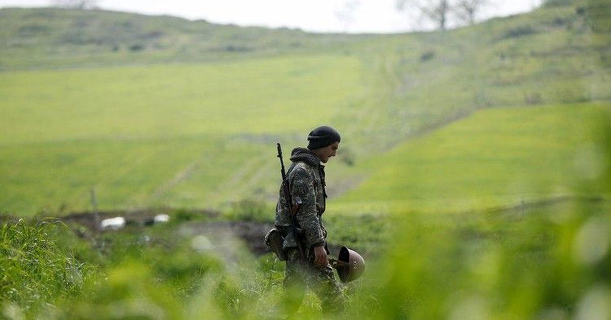 Фото Армения заявила об отступлении азербайджанских сил на юге Карабаха