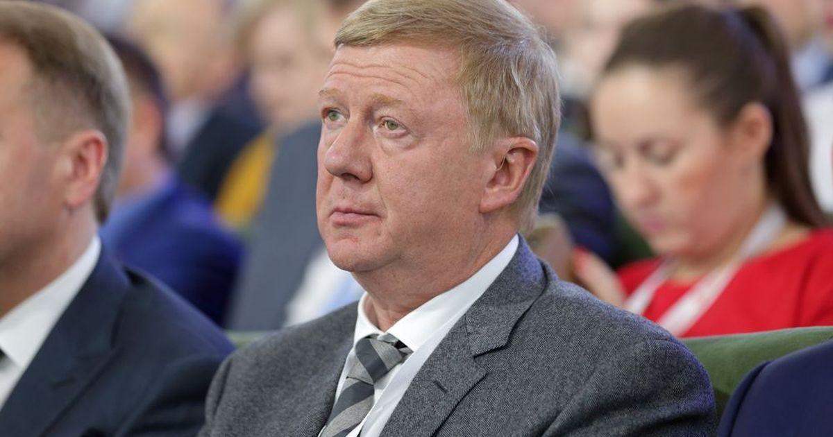 Фото Чубайс заявил, что не покинет «Роснано» ради поста «начальника Арктики»