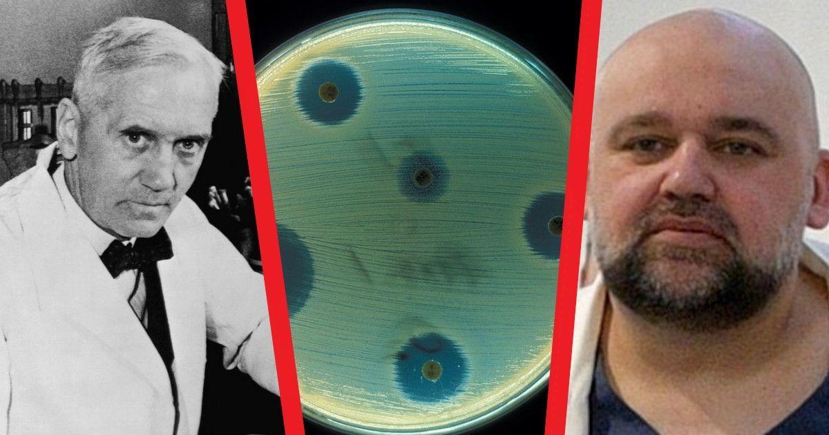 Фото Антибиотики при коронавирусе и пневмонии: пить ли дома, в чем опасность