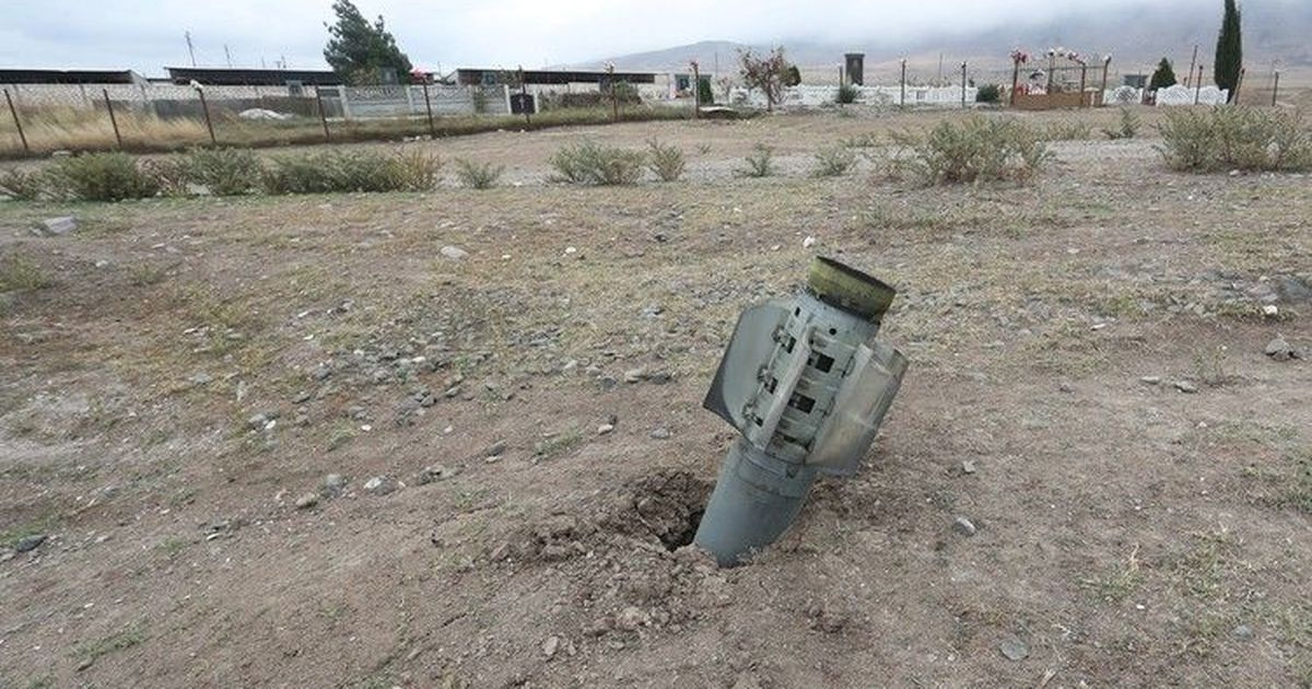 Фото Ереван заявил о риске экологической катастрофы в Карабахе из-за трупов