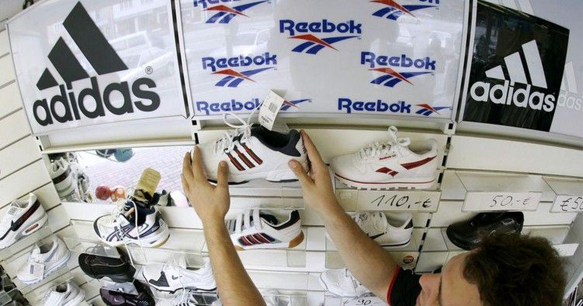 Фото Bloomberg: Adidas может продать свой бренд Reebok