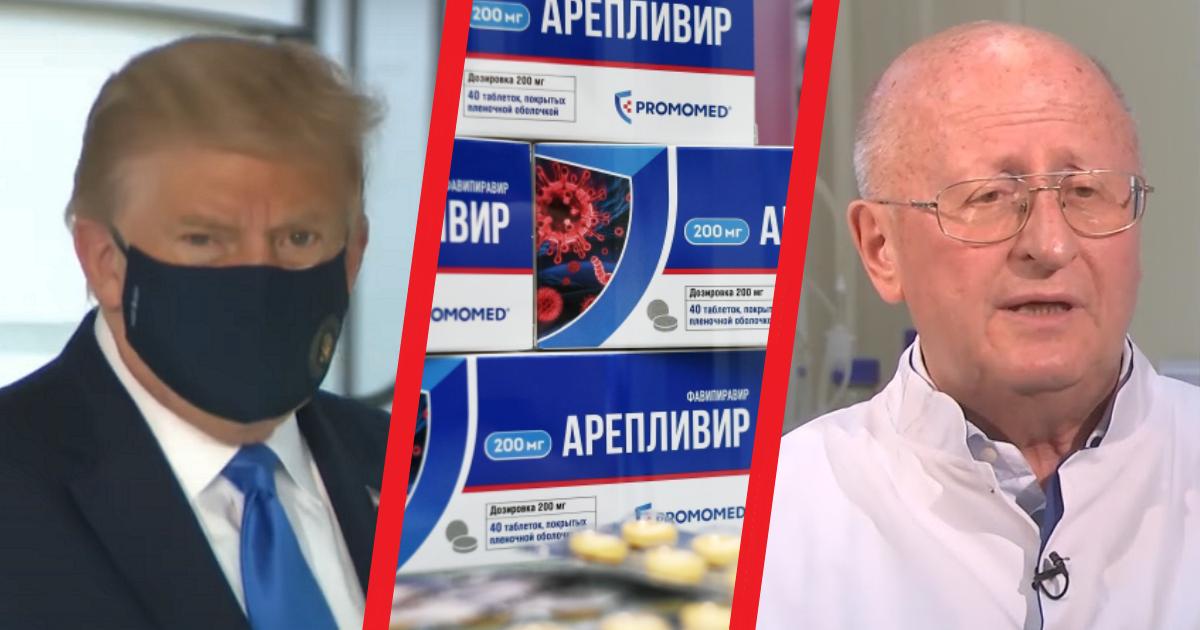 Фото Противовирусные препараты при коронавирусе: лучшие, бесполезные или опасные?