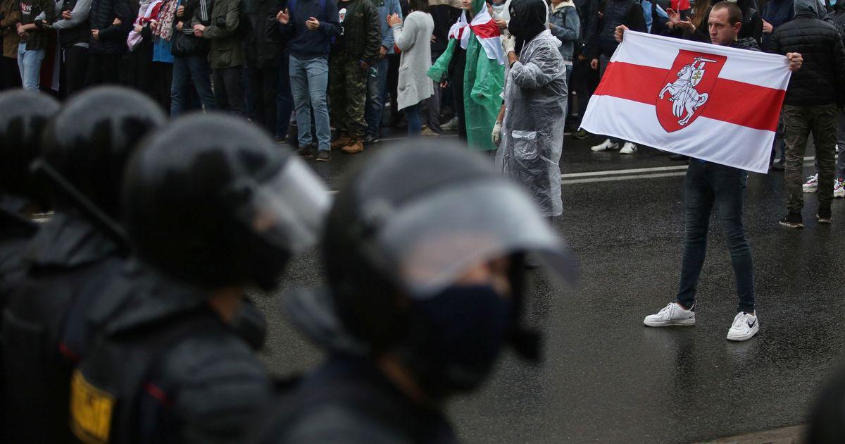 Фото В Белоруссии задержали 15-летнего борца с силовиками