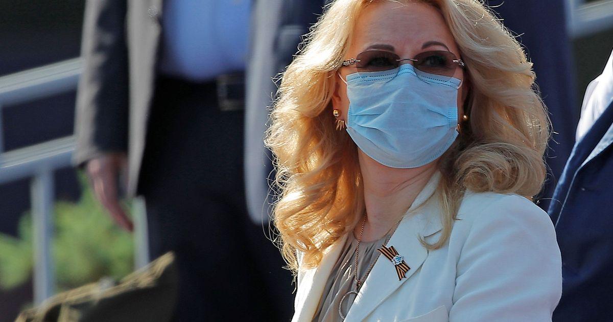 Фото Голикова рассказала о болезни, которая в 10 раз увеличивает риск заражения COVID
