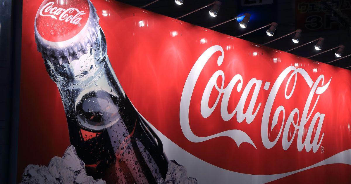Фото Coca-Cola заявила о планах сократить на 50% число своих брендов