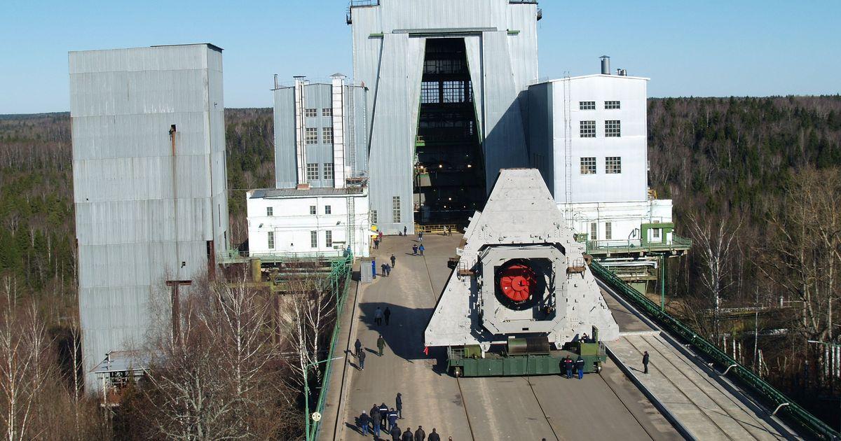 Фото Роскосмос провел заключительные испытания огневых систем ракеты