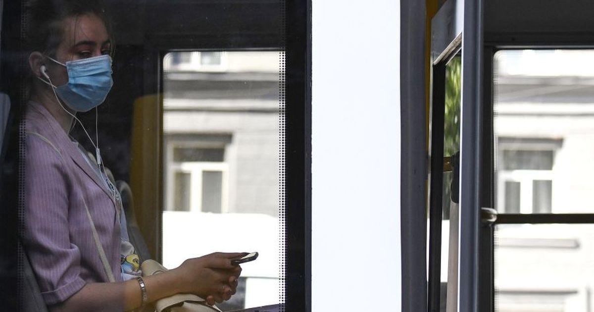 Фото Антимасочников отправили под суд за акцию в трамвае