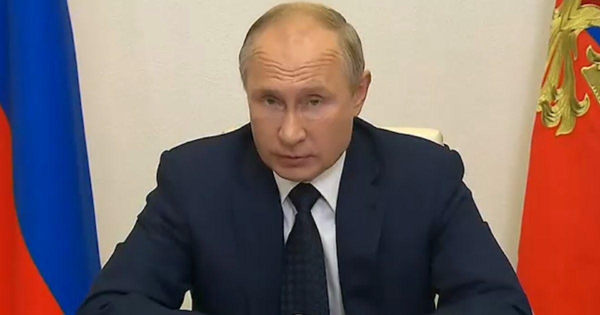 Фото Путин: «Мы не говорим о второй волне», но мест в больницах почти не осталось