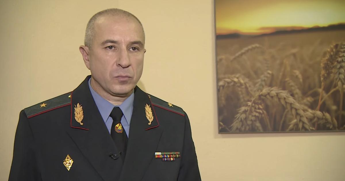 Фото Глава белорусского МВД снова пригрозил стрельбой по протестующим
