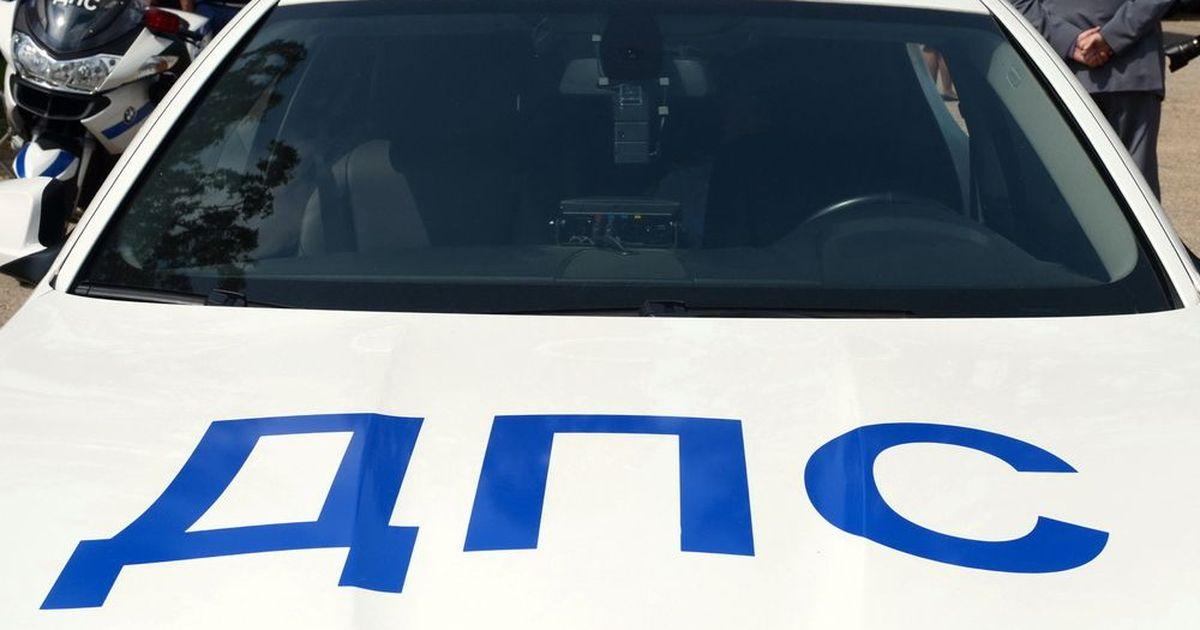 Фото Житель Барнаула угнал маршрутку и протаранил на ней грузовик