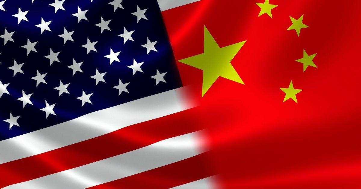 Фото Вашингтон обвинил две китайские компании в похищении американских разработок