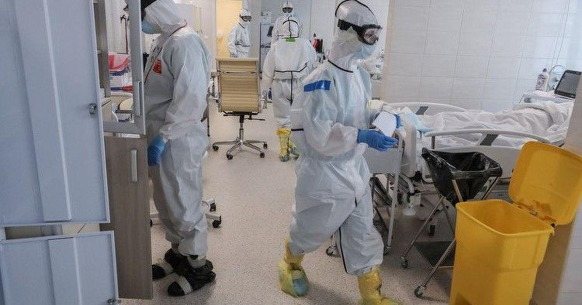 Фото Эксперт: пик заболеваемости коронавирусом в России придется на начало и середину ноября