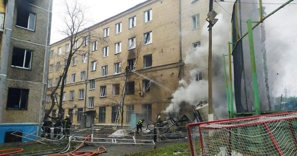 Фото Названа причина пожара в челябинской больнице, где взорвались кислородные баллоны