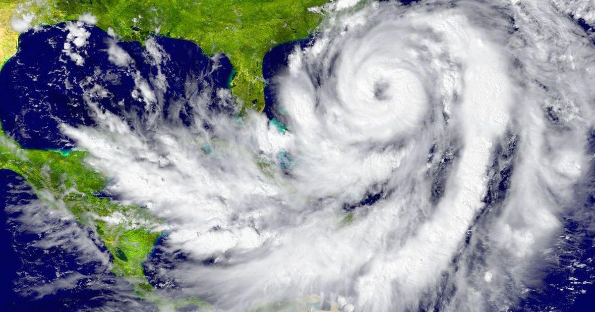 Фото В Карибском море сформировался тропический шторм «Эта»