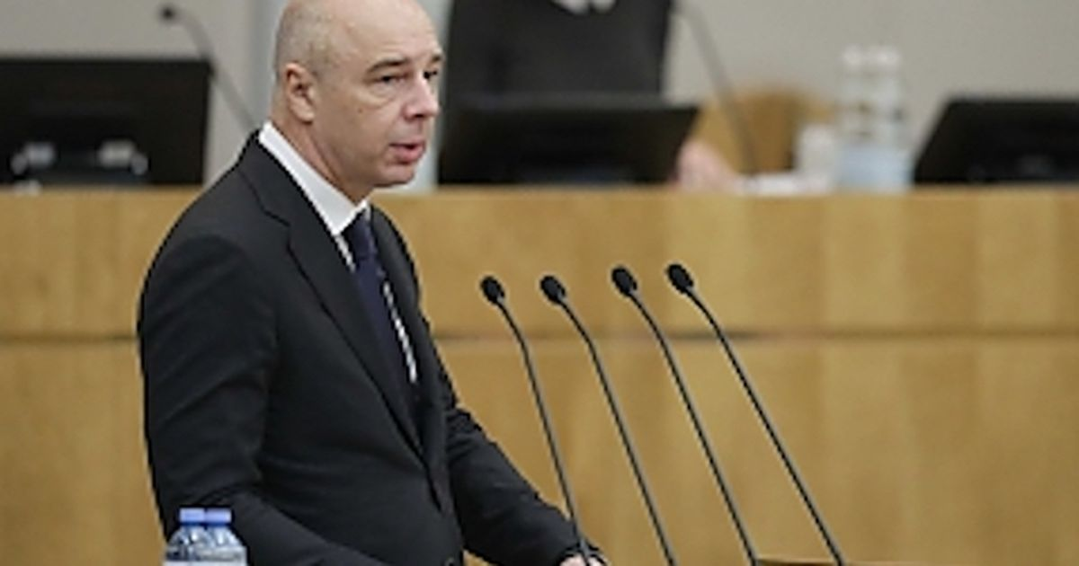 Фото Глава минфина рассказал, чем для РФ полезны западные санкции