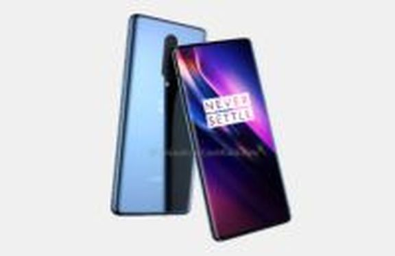 OnePlus 8 Leaked Render Back and Front
