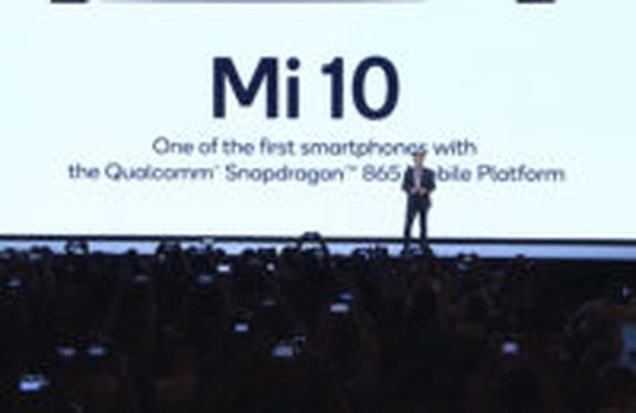 The Xiaomi Mi 10 will be powered by the Snapdragon 865.