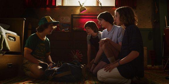 As crianças na terceira temporada