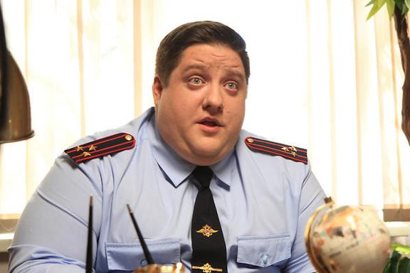 попов полицейский с рублевки похудел