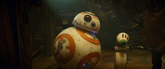 Cena do teaser de Star Wars: Episódio IX, The Rise of Skywalker