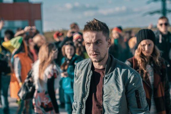 Кадр из фильма «Притяжение»