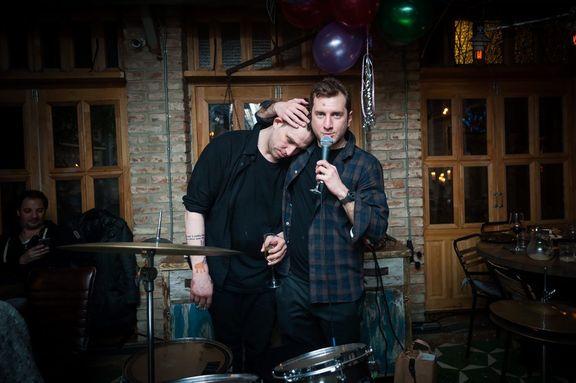 — Алексей Киселев и Резо Гигинеишвили